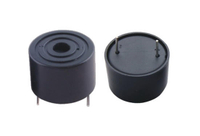 壓電有源蜂鳴器 直徑24mm 頻率3.4KHz PB2416+3412PB