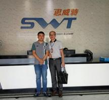 【北京】压电蜂鸣器客户千里迢迢选择思威特定制