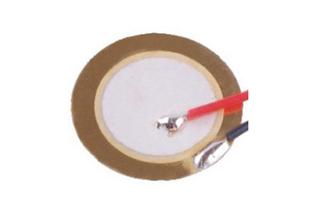 陶瓷蜂鳴片 直徑12mm 頻率9.0KHz 3B12+9.0EAWD