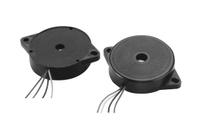 壓電無源蜂鳴器 直徑34mm 頻率3.5KHz PSE3490+3510WC