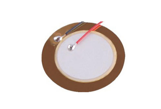 陶瓷蜂鸣片 直径27mm 频率4.5KHz 3B27+4.5EAWK