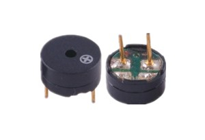 电磁无源蜂鸣器 直径9mm 频率2.7KHz MSD090045P27050PDBAB