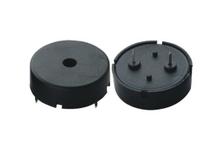 壓電無源蜂鳴器 直徑22mm 頻率4KHz PED22070P4005PAAC