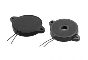 压电无源蜂鸣器 直径35mm 频率1.3KHz PSE3590+1110WA