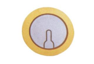 壓電蜂鳴片 直徑31mm 頻率2.6KHz 3BA31020F026H23SE0