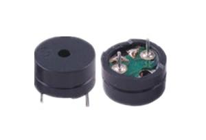 电磁无源蜂鸣器 直径12mm 频率2KHz MSD120060A20015PAAAA