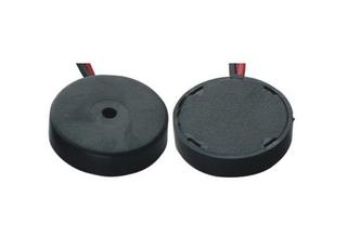 压电无源蜂鸣器 直径17mm 频率4KHz PED17040P40010WAAA