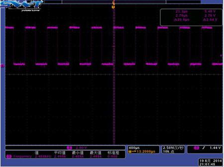 如何设计低成本蜂鸣器(图为多谐振荡vo实际输出信号)