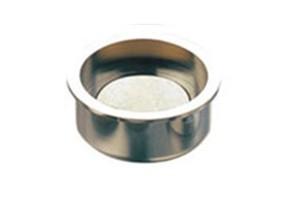 清洗杯换能片 直径25mm 频率1000KHz 8D25-1000D