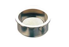 清洗杯換能片 直徑25mm 頻率1000KHz 8D25-1000D
