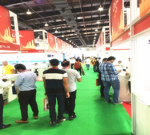 广东思威特带您走进慕尼黑(印度)电子元器件及生产设备展览会