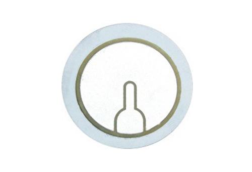 壓電蜂鳴片 直徑31mm 頻率3.5KHz 3SA31030F035H25SE0