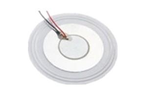 陶瓷蜂鸣片 直径43MM 频率800hz 3N43+0.8TEEWA