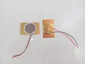 压电蜂鸣器 长44mm, 宽28mm. 厚度2.8mm PES44028T30180WAAAA